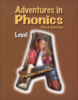 Adventures in Phonics Level A Workbook 3rd ED