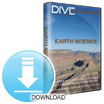 DIVE Earth Science Digital Download
