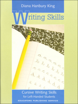 Cursive Writing Skills for Left-Handed Students