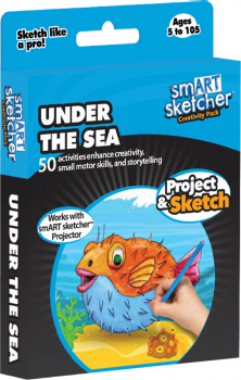 smART Sketcher Creativity Pack Under the Sea