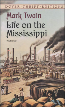Life on the Mississippi Thrift Edition / Twai
