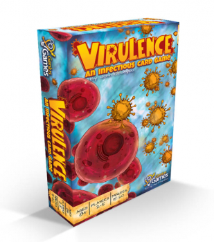 Virulence: An Infectious Card Game