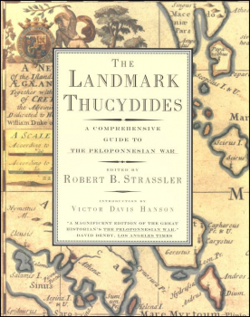 Landmark Thucydides: Comprehensive Guide to the Peloponnesian War