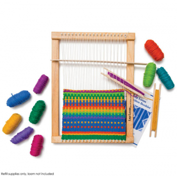 Lap Loom Project Kit: Mosaic