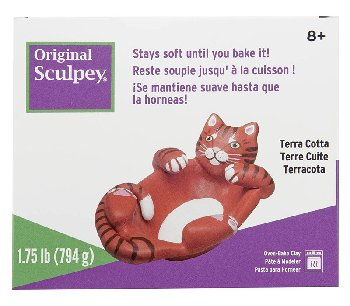 Sculpey Original - Terra Cotta 1.75lb