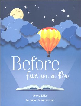 Before Five in a Row 2nd Edition