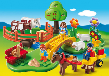 Countryside (Playmobil 1-2-3)