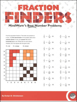 Fraction Finders (Math Mosaics)