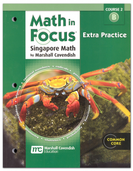 Math in Focus Course 2 Extra Practice B (Gr 7