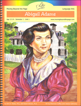 Abigail Adams Literature Unit
