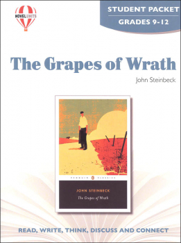 Grapes of Wrath Student Pack