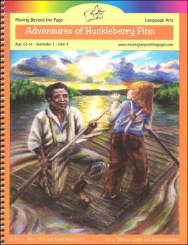 Adventures of Huckleberry Finn Literature Unit