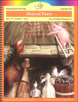 Animal Farm Literature Unit