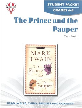 Prince and the Pauper Student Pack