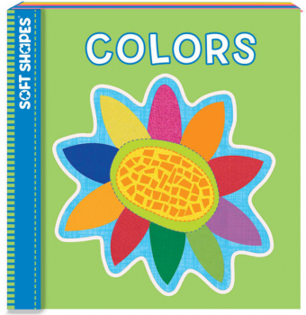 Soft Shapes Book - Colors