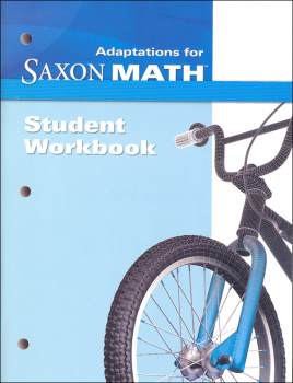 Math Intermediate 3 Adaptations Student Workbook
