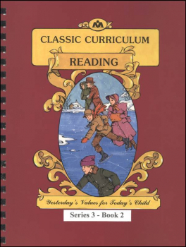 Classic Curriculum Reading Series Series 3 Workbook 2