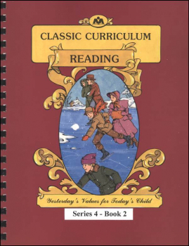Classic Curriculum Reading Series Series 4 Workbook 2