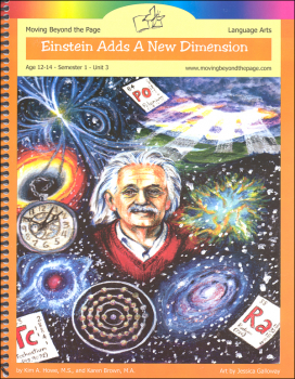 Einstein Adds a New Dimension Literature Unit