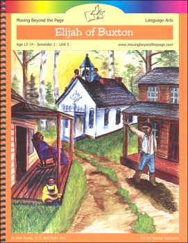 Elijah of Buxton Literature Unit