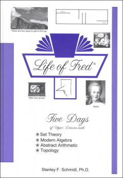 Life of Fred: Five Days of Upper Division Math