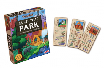 Guess That Park National Park Trivia Game