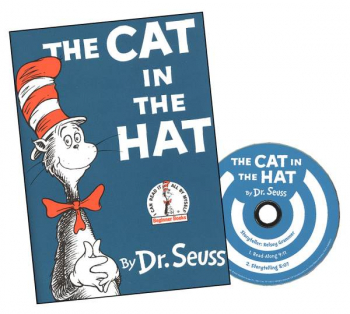 Cat in the Hat (Book & CD)