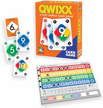 Quixx Card Game