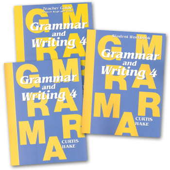 Grammar & Writing 4 Complete H/S Kit