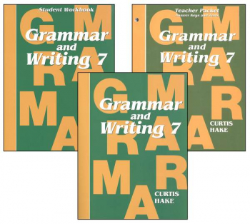 Grammar & Writing 7 Complete Homeschool Kit 1st Edition