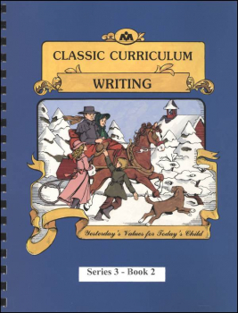 Classic Curriculum Writing Series Series 3 Workbook 2