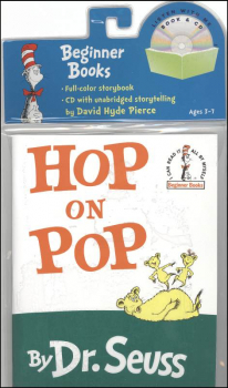 Hop On Pop (Book & CD)