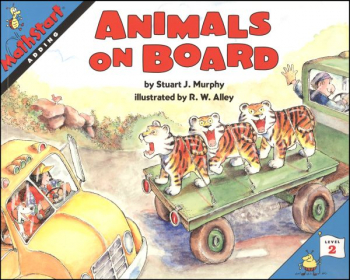 Animals on Board (MathStart Level 2:Adding)