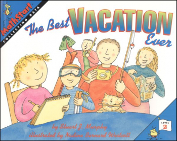 Best Vacation Ever (MathStart L2:Collect Data
