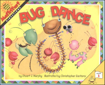 Bug Dance (MathStart Level 1) Directions