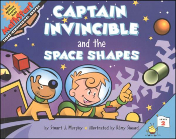 Captain Invincible and Space Shapes (MathStarts Level 2)