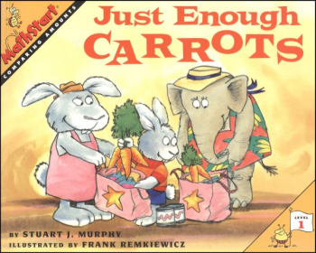 Just Enough Carrots (MathStart L1:Comparing)