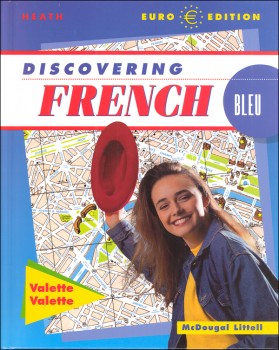 Discovering French: Bleu Level 1
