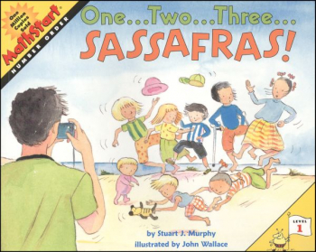 One? Two? Three? Sassafras! (MathStart Level 1)
