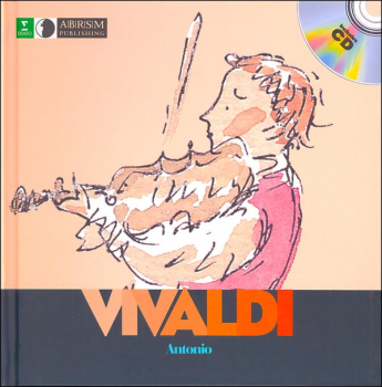 First Discovery Music: Antonio Vivaldi Book and CD