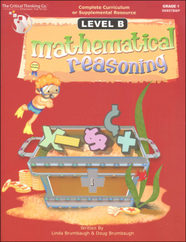 Mathematical Reasoning Level B (Gr. 1)