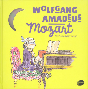 First Discovery Music: Mozart Book and CD