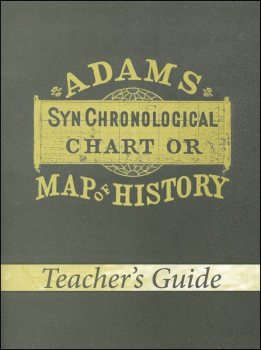 Adams' Chart or Map of History Teacher Guide