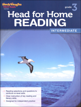 Head for Home Reading Intermediate Grade 3