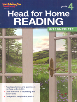 Head for Home Reading Intermediate Grade 4