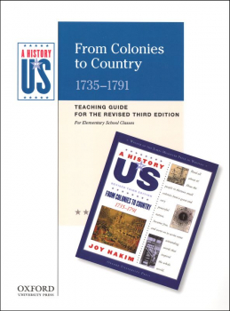 From Colonies To Country Elementary Teacher Guide (Vol. 3) 3ED revised
