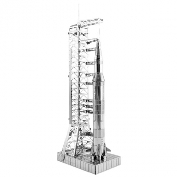 Apollo Saturn V with Gantry (Metal Earth 3D Laser Cut Mold)