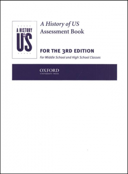 History of US Assessment Book 3rd Edition Revised