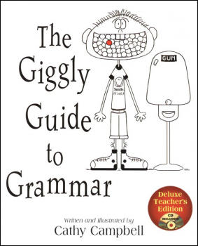 Giggly Guide To Grammar Deluxe Teacher's Edition With CD
