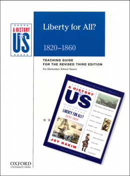 Liberty For All Elementary Teacher Guide (Vol. 5) 3ED rev